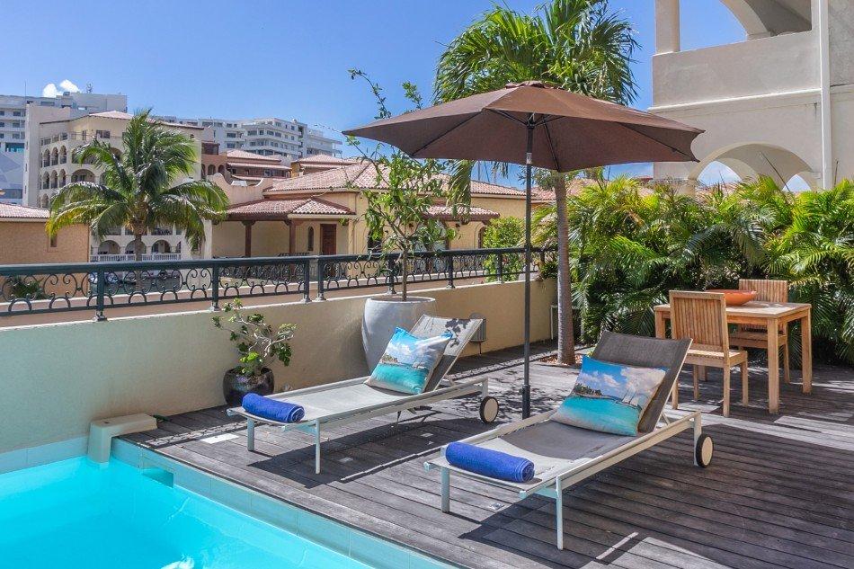 Cupecoy Villas - Condo Bijou - Cupecoy - Caribbean | Luxury Vacation Rentals