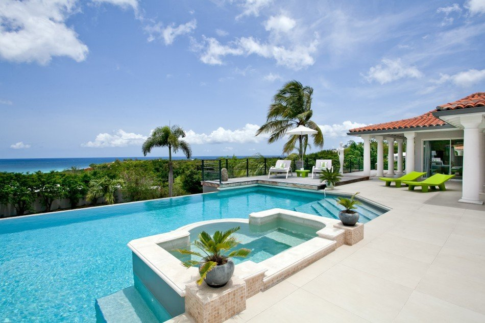 Terres Basses Villas - Giselle - Terres Basses - Caribbean | Luxury Vacation Rentals