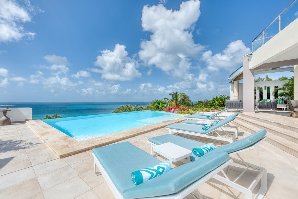 Happy Bay Villas - Ocean 5 - Happy Bay - Caribbean | Luxury Vacation Rentals