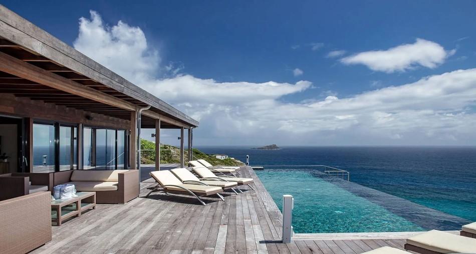 St Barts Villas - Seascape (SEE) - Pointe Milou - Caribbean   Luxury Vacation Rentals