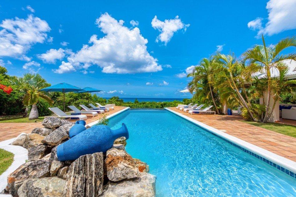 Terres Basses Villas - La Pergola - Terres Basses - Caribbean | Luxury Vacation Rentals