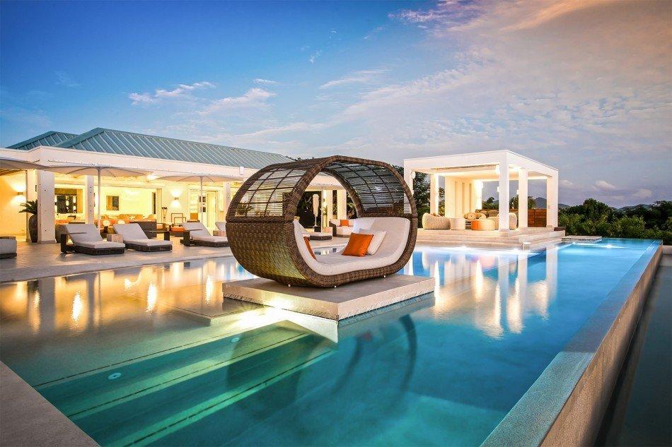 Terres Basses Villas - Avanti - Terres Basses - Caribbean | Luxury Vacation Rentals