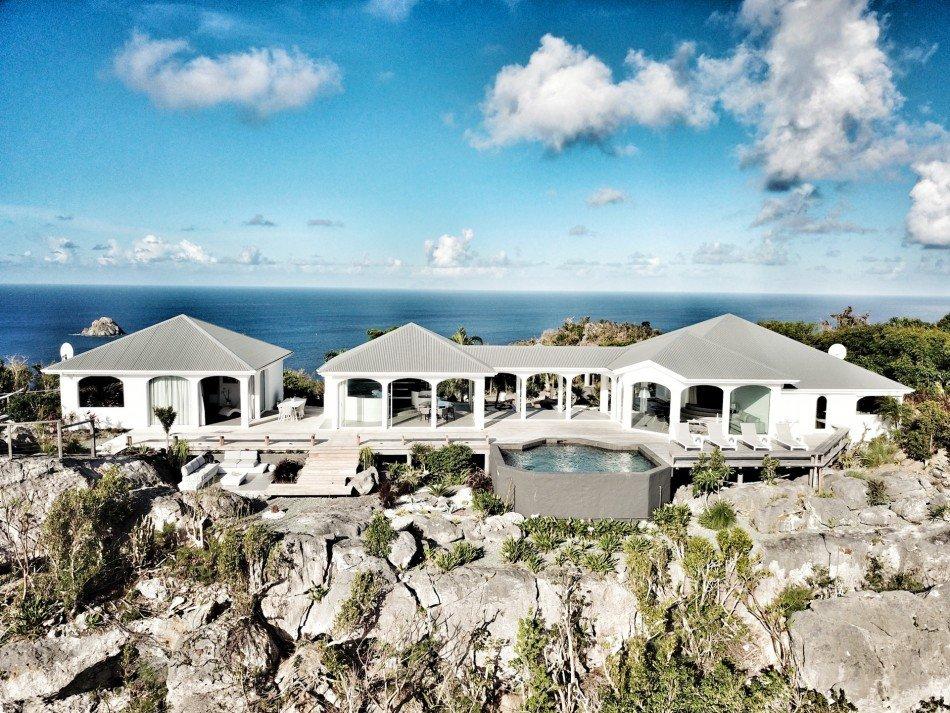 Colombier Villas - Byzance - Colombier - Caribbean | Luxury Vacation Rentals