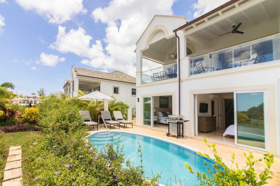 Barbados Villas - Sugar Cane Mews 4 - Royal Westmoreland - Caribbean   Luxury Vacation Rentals