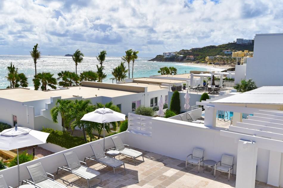 Dawn Beach Villas - Coral Beach Club - 2BR Beach View Villa - Dawn Beach - Caribbean | Luxury Vacation Rentals