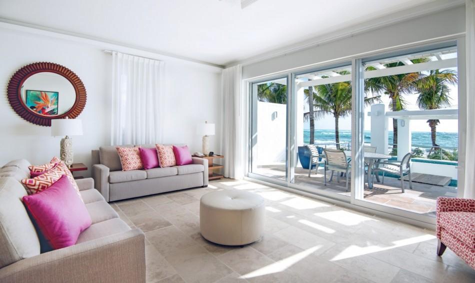 Dawn Beach Villas - Coral Beach Club - 2BR Beachfront Villa - Dawn Beach - Caribbean | Luxury Vacation Rentals