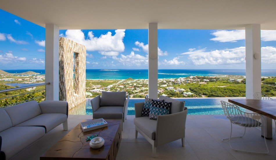 Orient Beach Villas - Sunrise - Orient Beach - Caribbean | Luxury Vacation Rentals