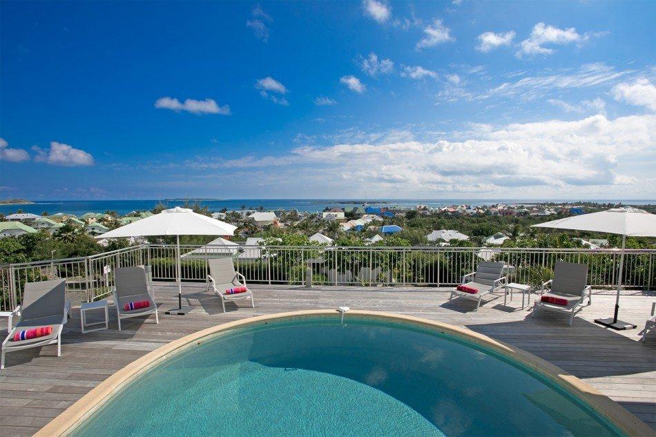 Orient Beach Villas - Ocean View - Orient Beach - Caribbean | Luxury Vacation Rentals