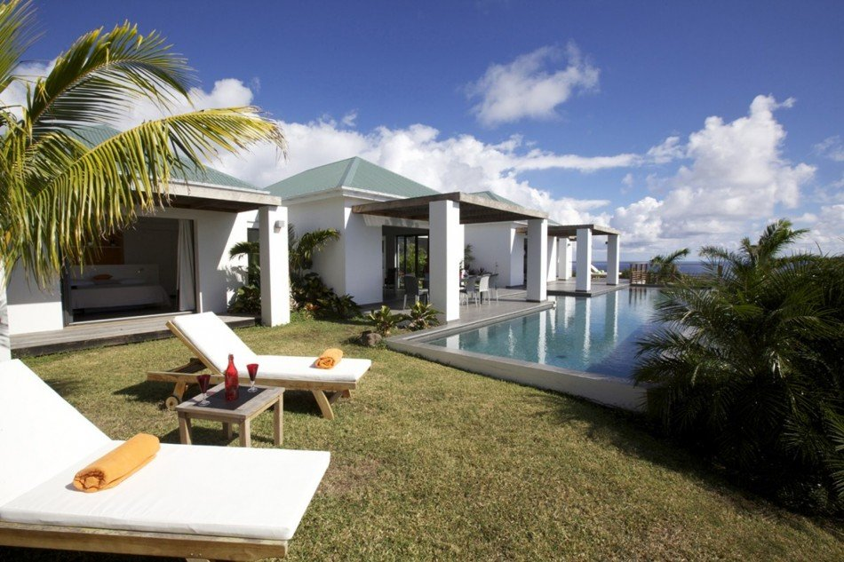 Vitet Villas - Valley (ALF) - Vitet - Caribbean | Luxury Vacation Rentals