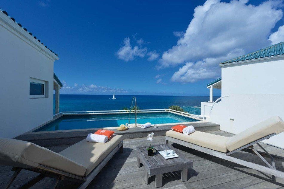 Cupecoy Villas - Luna - Cupecoy - Caribbean | Luxury Vacation Rentals