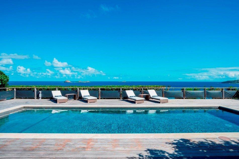 St Barts Villas - Claridge - Anse des Cayes - Caribbean | Luxury Vacation Rentals