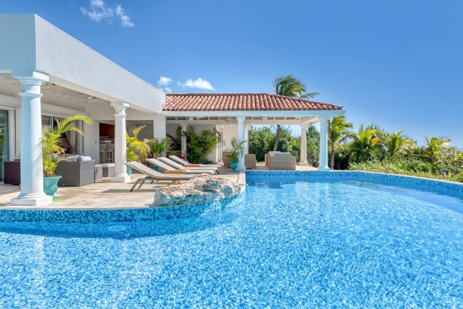Luxury Hotels In St Martin With 4 Bedroom Villas