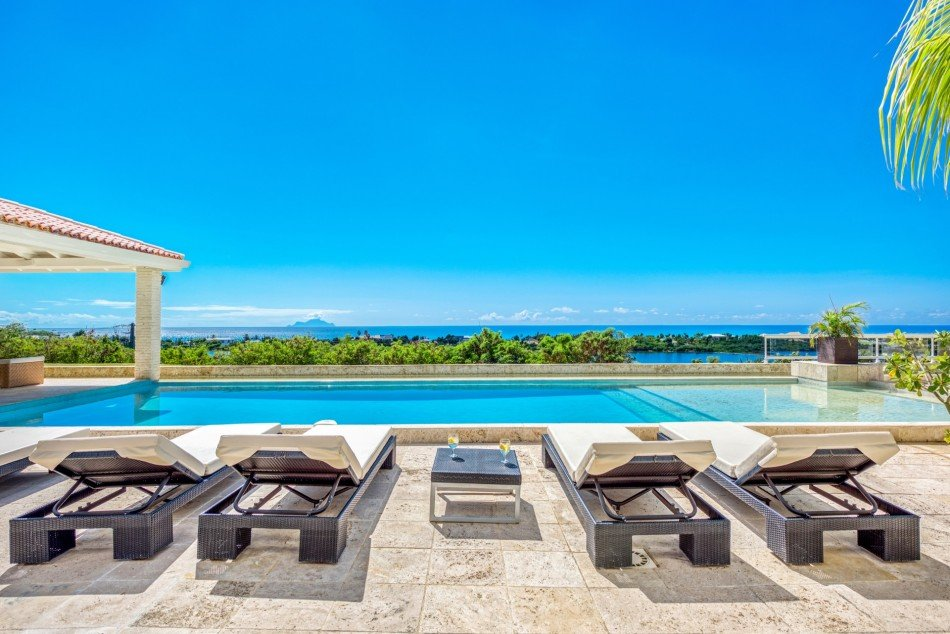 Terres Basses Villas - La Favorita - Terres Basses - Caribbean | Luxury Vacation Rentals