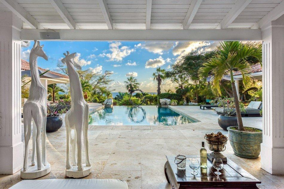 Terres Basses Villas - La Pinta - Terres Basses - Caribbean | Luxury Vacation Rentals