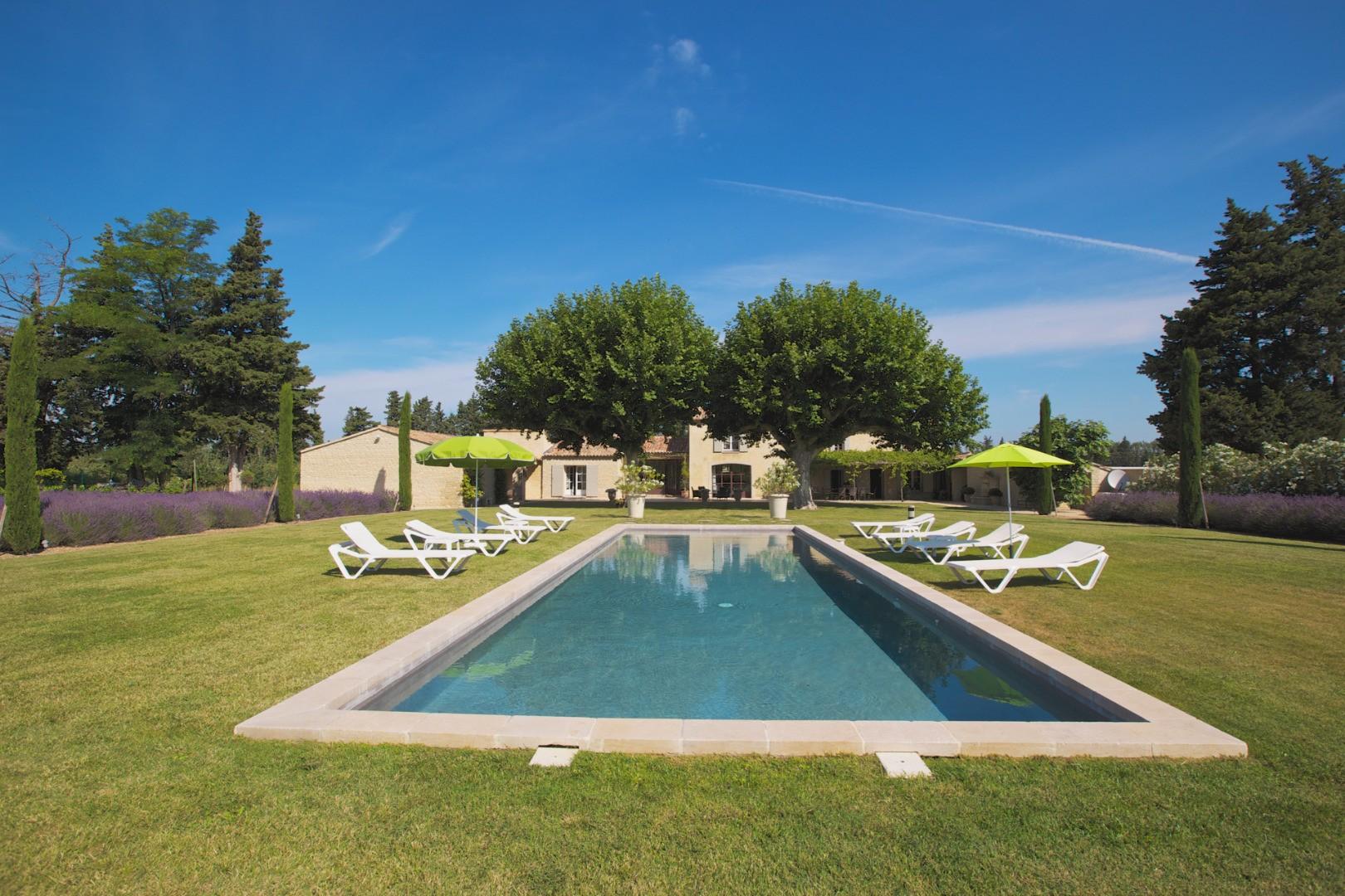 Mon Reve Provencal - villa Mon Reve Provencal Provence   Isle Blue