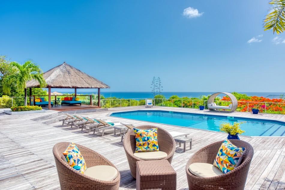 Terres Basses Villas - Lotus - St Martin - Terres Basses - Caribbean | Luxury Vacation Rentals
