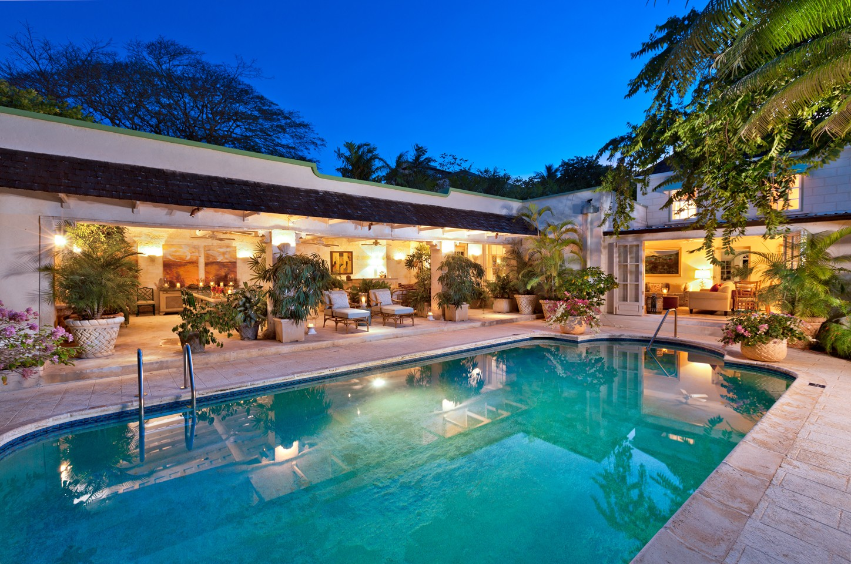 Leamington house barbados villa leamington estates for Modern homes leamington