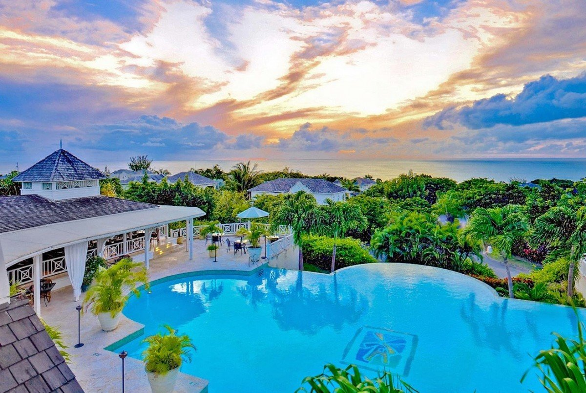 Eden Sugar Hill Villa Eden Sugar Hill Barbados Isle Blue